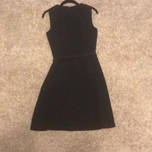 White House Black Market Dresses - Little Black Dress with belt